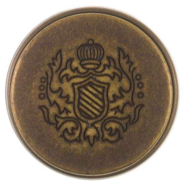Ösen Knöpfe mit Wappen KGO-35m