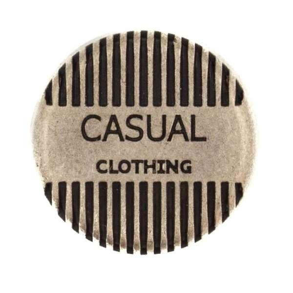 Druckknöpfe Casual nk-58-altsilber