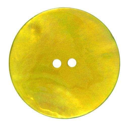 Perlmuttknöpfe PL-110 gelb