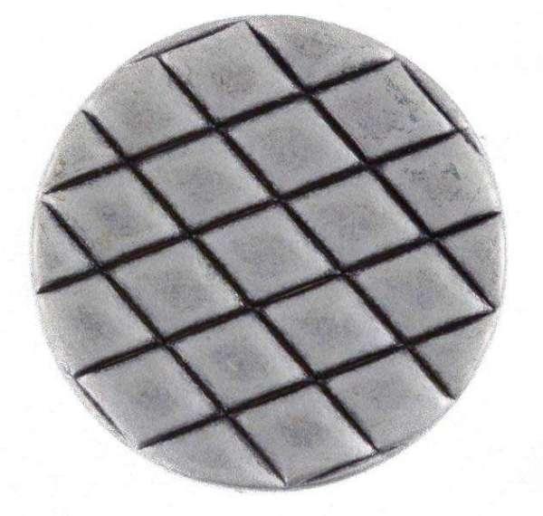 Knöpfe Metallknöpfe mit Waffelmuster MK-231s