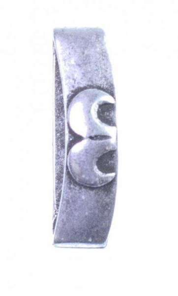 Gürtel Schmuck Schlaufe SM-28