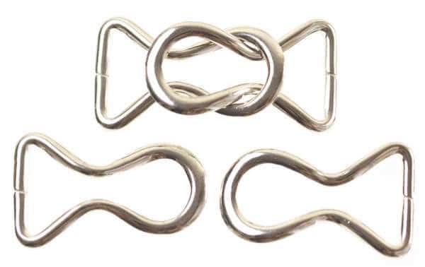 inhängeschliesse für elastischen Taillengürtel mps-11s