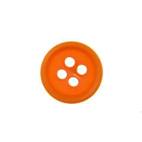 Hemdknöpfe 180 hell orange