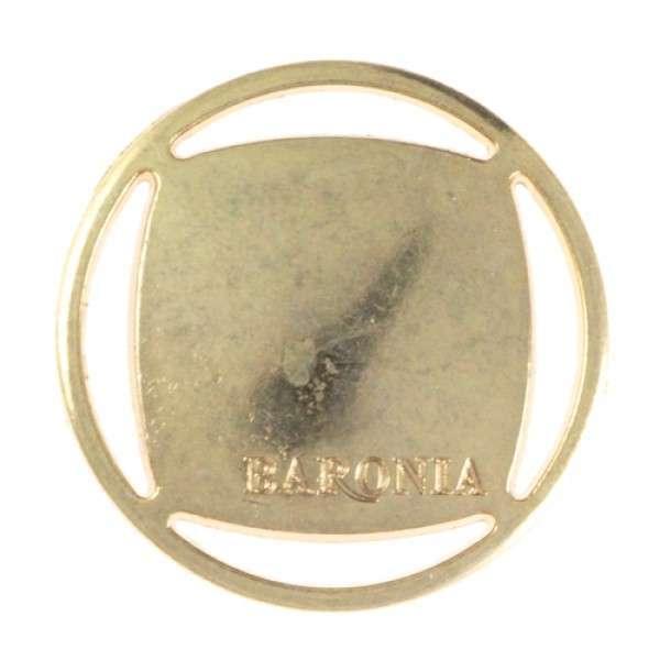 Druckknöpfe gold gold NK-154g