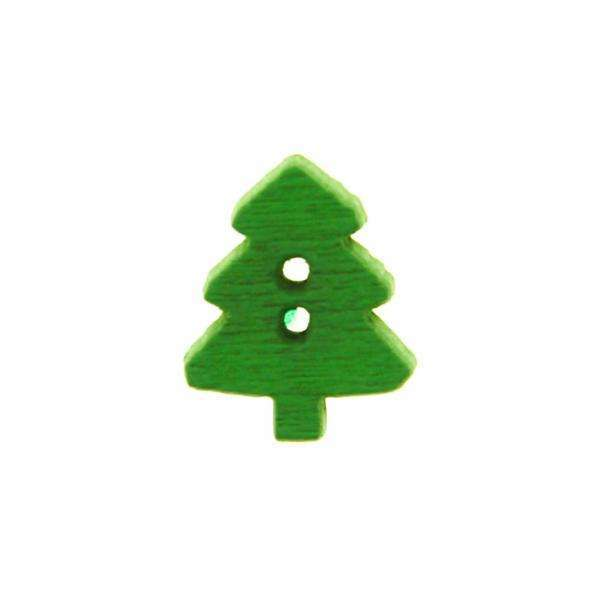 Kinderknöpfe kaufen Tannenbaum KK-34