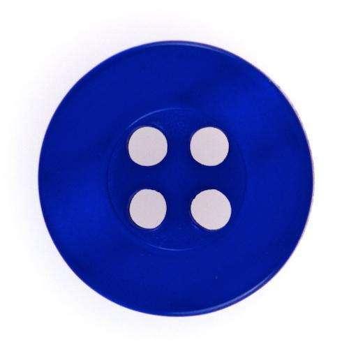 Hemdknöpfe blau Hemd 1 blau