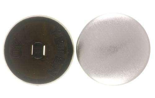 Montageservice Knöpfe beziehen für Bekleidung schwarz