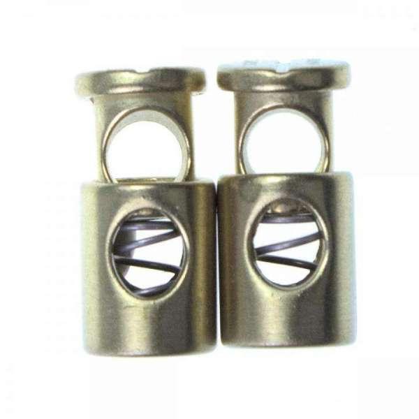 Kordelstopper gold metall KOST-5g