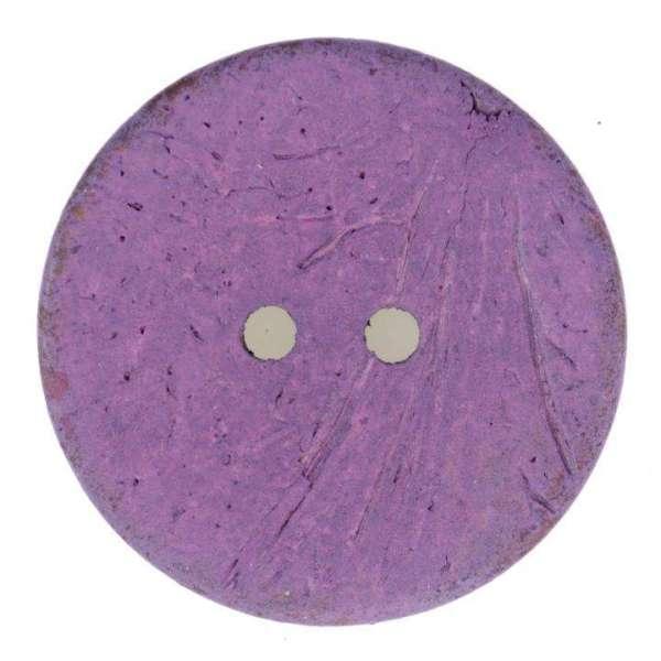 Kokos Knöpfe gefärbter HK-186 violett 2