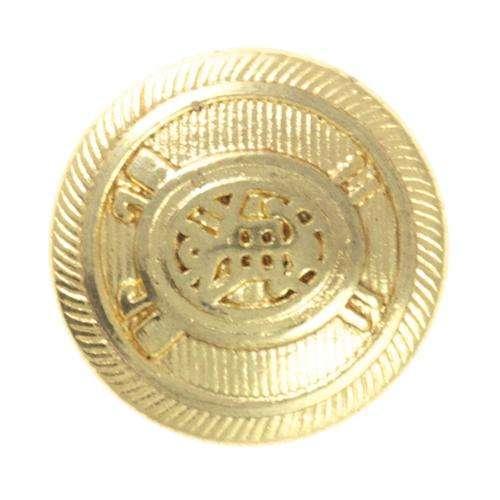 Druckknöpfe Wappen gold NK-206g 1