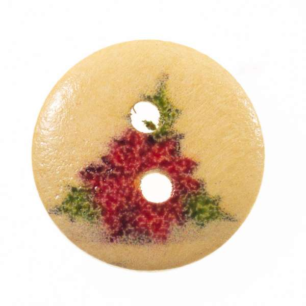 Knöpfe mit Weihnachtsmotiv hk-136-5