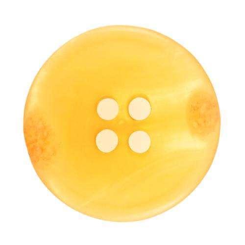 Knöpfe mit Muster orange KO-1