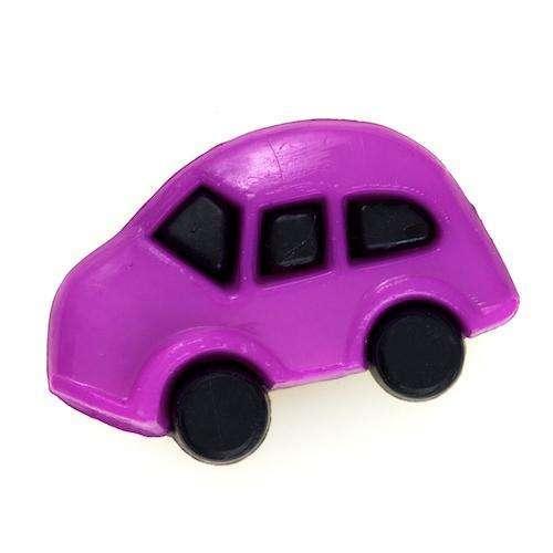 Kinderknöpfe kaufen Auto KK-52violett