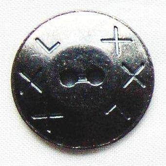 Metallknöpfe mit XXL Muster MK-365as