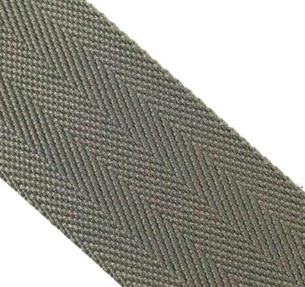 Taschen und Gürtel Gurtband grau