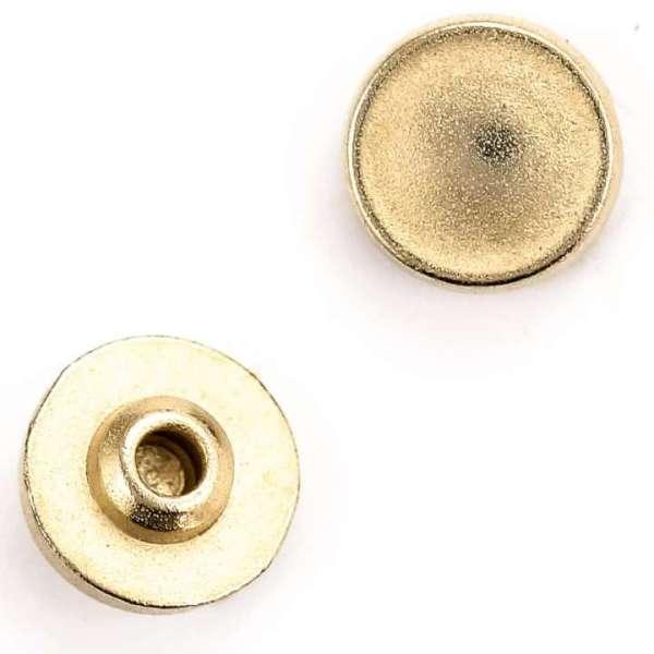 Zierniete Linsen NT-18-gold