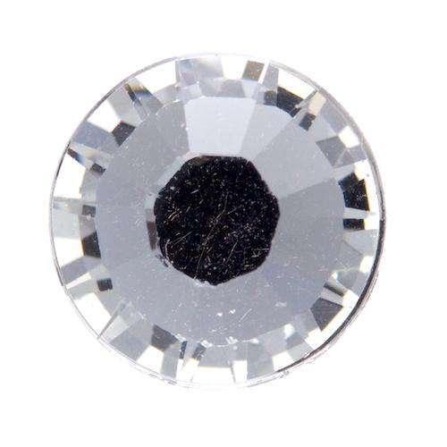 Straßsteine Hotfix zum Aufbügeln SS16-crystal