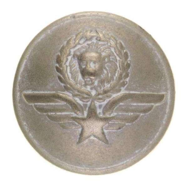 Ösen Knöpfe mit Wappen Sk 11silber