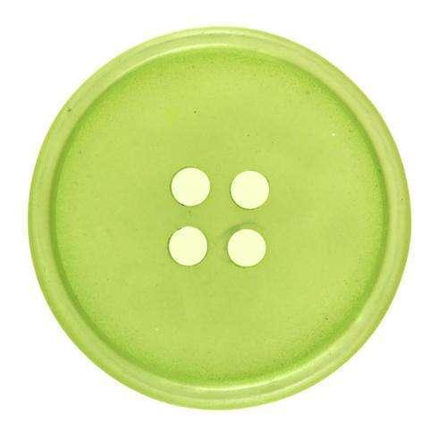 Knöpfe mit schmalem Rand grün KGR-63