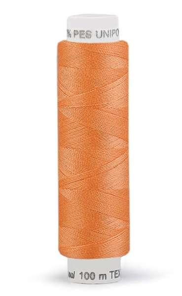 Nähgarn marigold hell orange 100 m Wickel