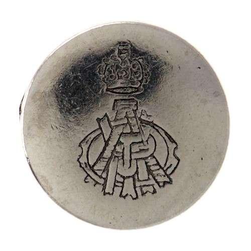 Knöpfe mit Wappen KPM-81s