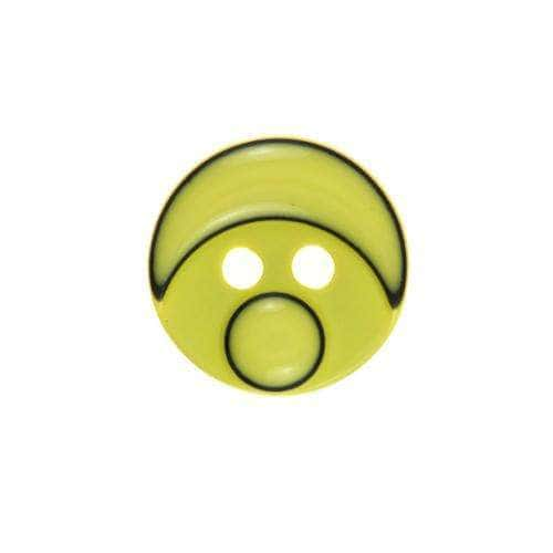Kinderknöpfe kaufen Smiley KK-110gelb 14