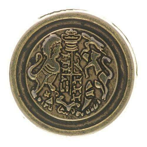 Knöpfe mit Wappen MK-533ag