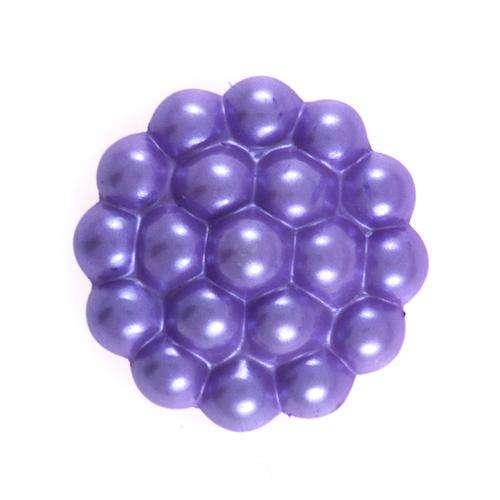 Knöpfe in Perlen Optik BL-36lila 1