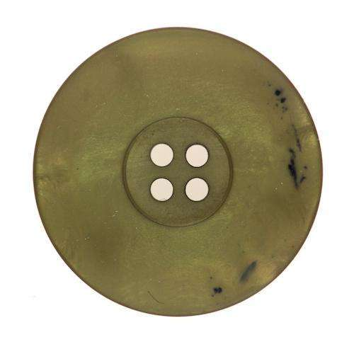 Knöpfe grün mit goldglanz KGR-24