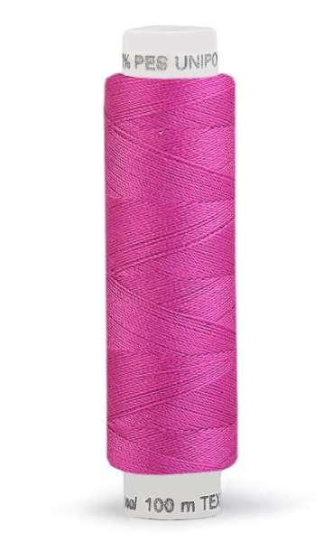 Nähgarn sachet pink rosa 100 m Wickel