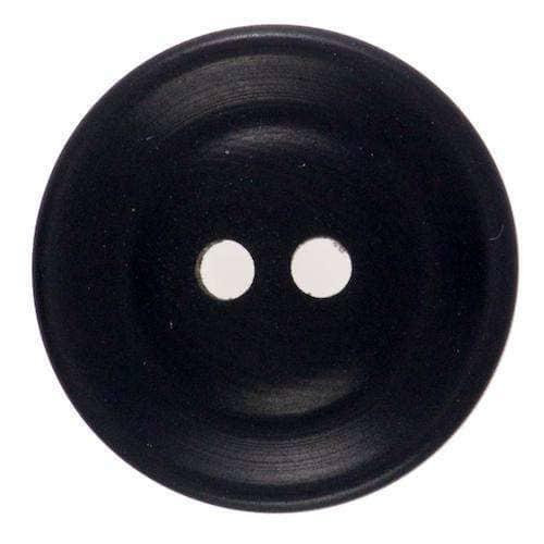 Knöpfe Kunststoff in schlichtem Design KS-10