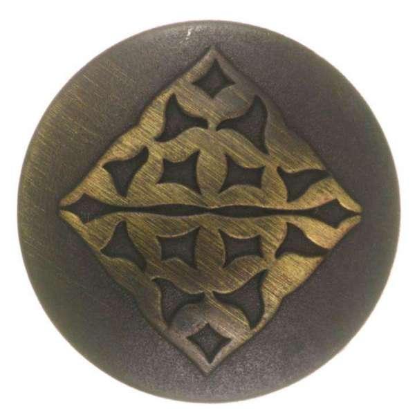 ÖsenKnöpfe mit Muster MK-45m