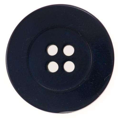 Knöpfe 4 Loch mit Rand KBL-103