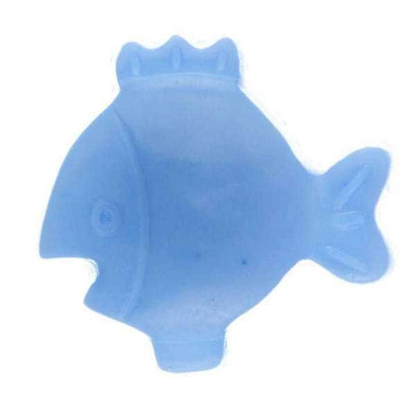 Kinderknöpfe kaufen Fisch KK-59 blau