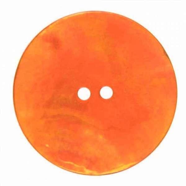Perlmuttknöpfe PL-110 orange