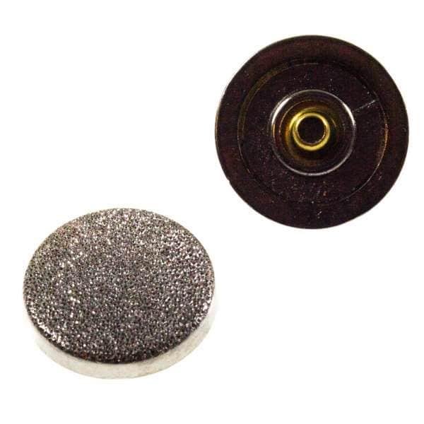 Druckknöpfe kaufen! Druckknopf mit Diamant-Effekt nk-62-silber