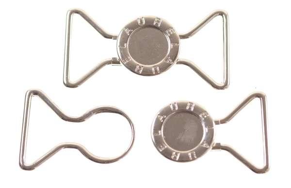 Einhängeschliesse für elastischen Taillengürtel mps-8s