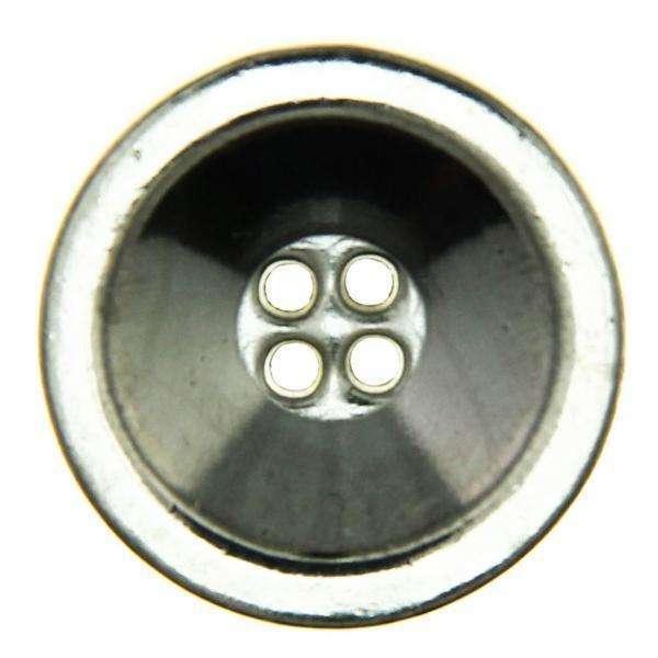 Metallknöpfe geschüsselt MK-19 stahl