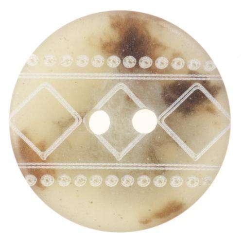 Knöpfe meliert mit modernem Muster KBG 103