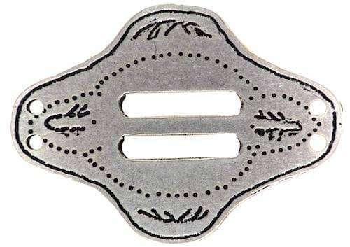 Zierschnalle im Trachtendesign TA-225s