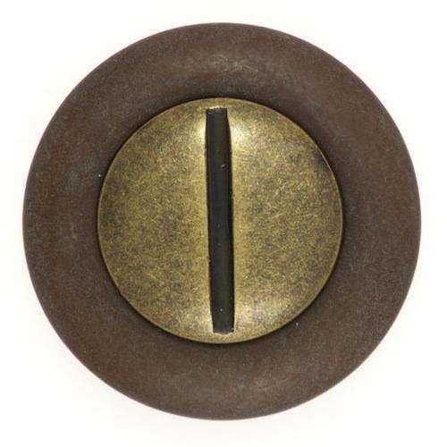 Ösen Knöpfe mit Metalleinsatz KBR-48m