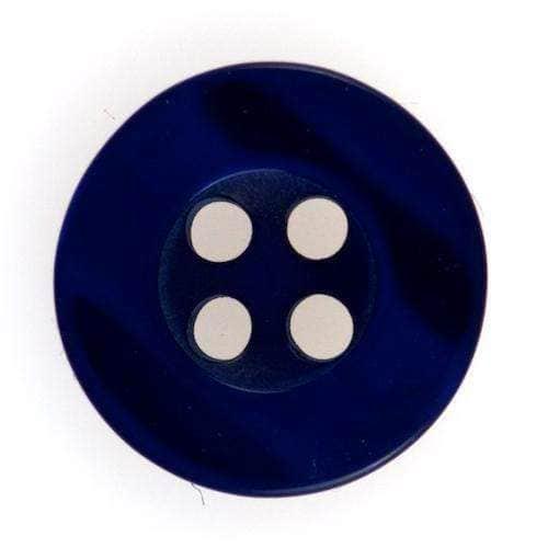 Hemdknöpfe d blau Hemd 1 d.bl