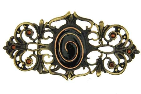 Gürtelschnalle Filigran SM-SO-27-altgold
