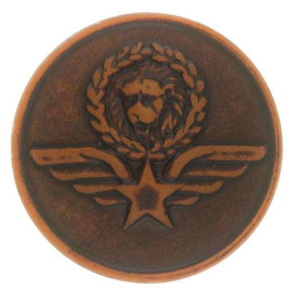 Ösen Knöpfe mit Wappen SK-11braun