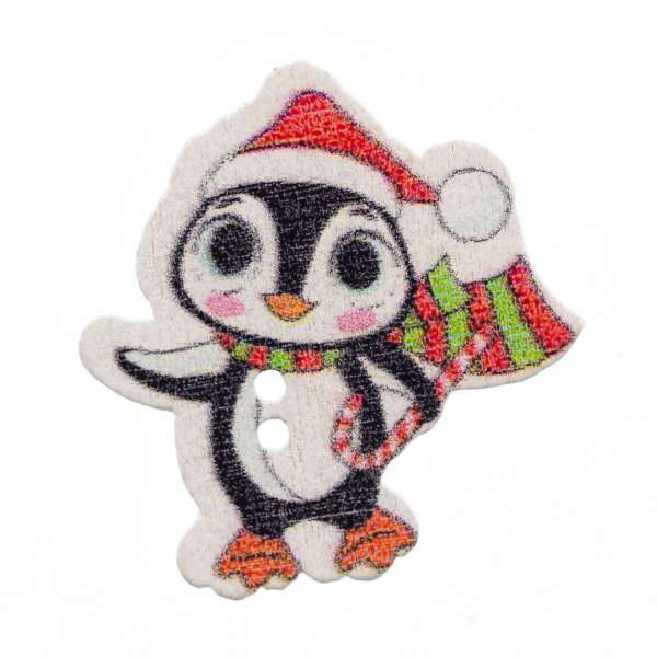 Knöpfe mit Weihnachtsmotiv hk-48-5