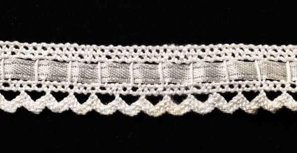 Zacken Borte mit Durchzug 18 mm breit borte-4