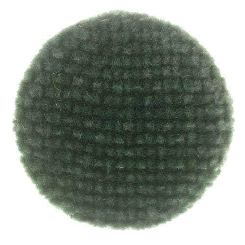 Polster Knöpfe mit Stoff grün SFPO-26