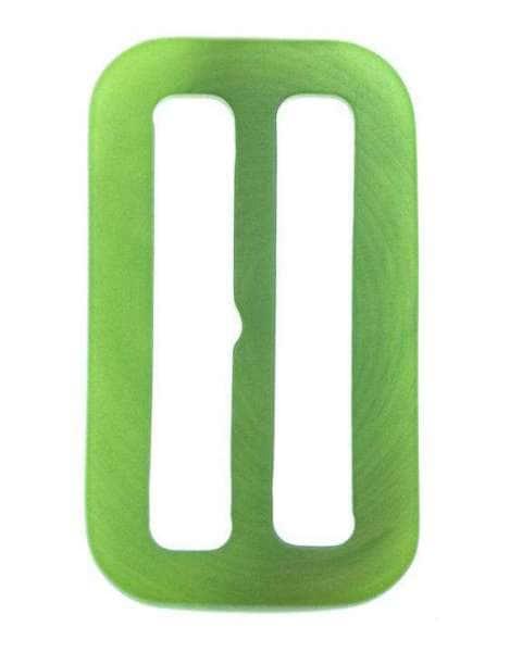Gürtelschnalle S-18 grün