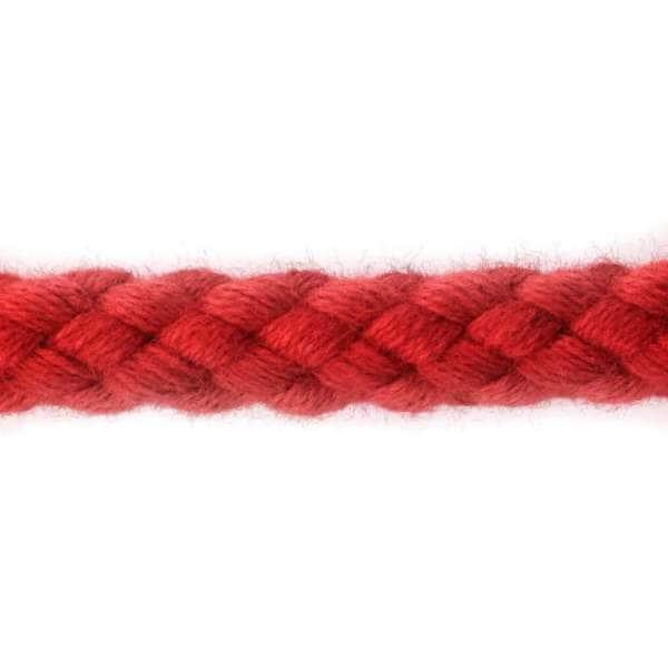 Kordel Baumwolle rot