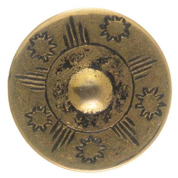 Knöpfe mit Azteken Musterung MK-56g